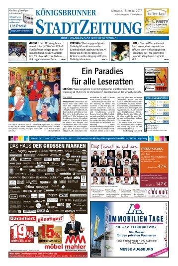 111 Königsbrunn  18.01.2017