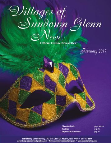 Sundown Glen February 2017