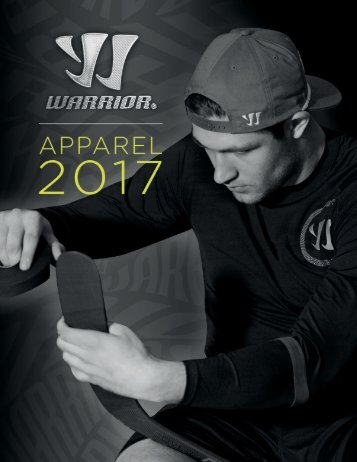 Warrior 2017 Apparel