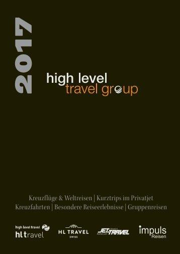 HL Travel - Katalog 2017