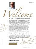 Shakespeare Magazine 12 - Page 3