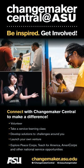 2016 Changemaker Central 4x8 Program Banners