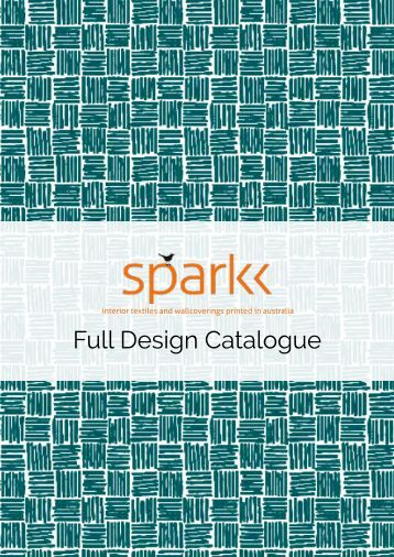 Sparkk Design Catalogue