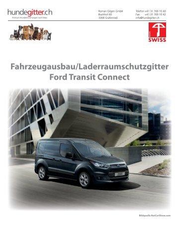 Ford_Transit_Connect_Fahrzeugausbau_Laderaumschutzgitter