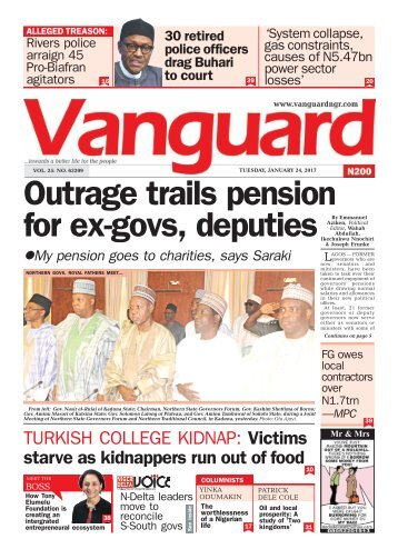 24012017 Outrage trails pension for ex-govs, deputies