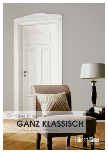 Schöne Türen - Ganz Klassisch