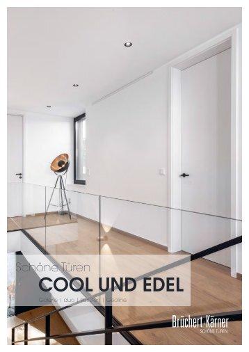 Schöne Türen - cool und edel