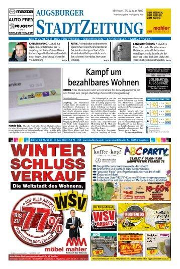 102 Augsburg 25.01.2017
