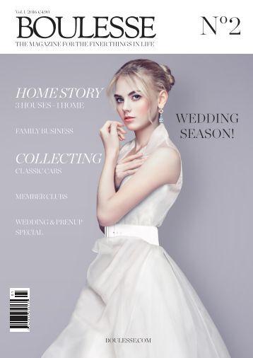 Boulesse Magazin 01-2016