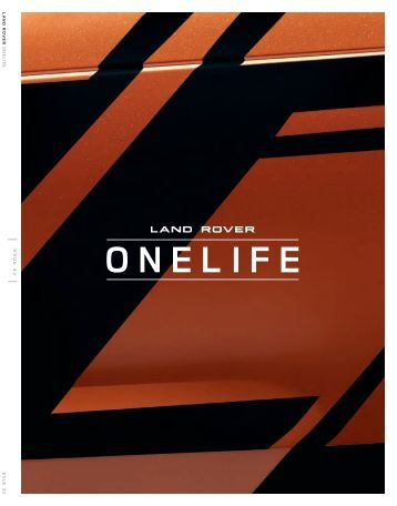OneLife Magazine Web