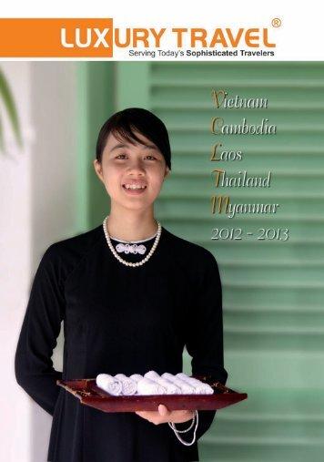Luxury Travel Brochure 2012-2013