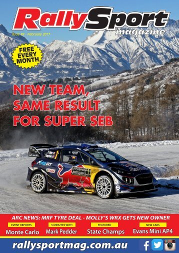 RallySport Magazine February 2017