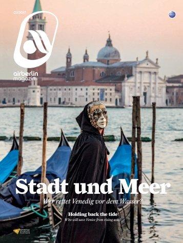 Februar 2017 airberlin Magazin - Stadt und Meer