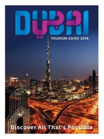 Dubai Tourism Guide 2016