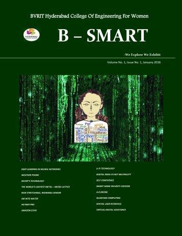B-SMART' Jan'16