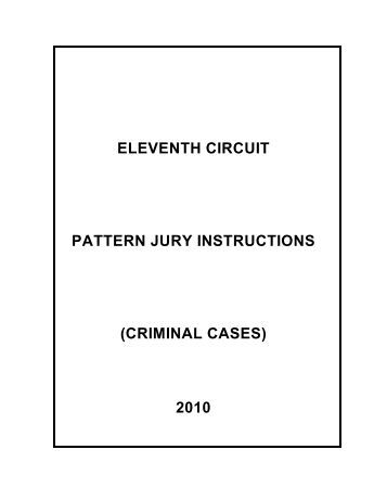 revised arizona jury instructions (criminal)