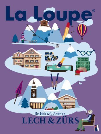 LA LOUPE Lech Zürs No. 3 - Winter 2012/2013