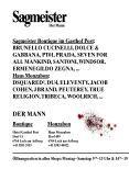 LA LOUPE Lech Zürs No. 3 - Winter 2012/2013 - Seite 2
