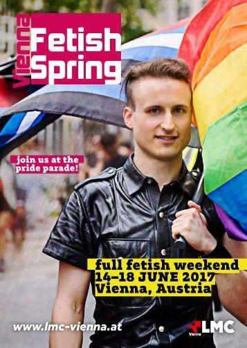 Vienna Fetish Spring 2017 - Programguide