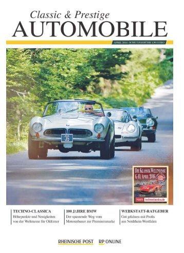 Classic Prestige Automobile