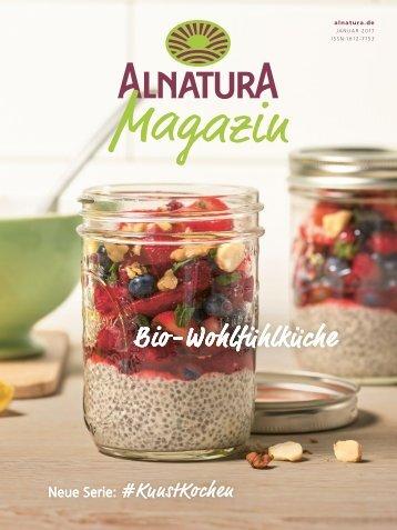 Alnatura Magazin - Januar 2017