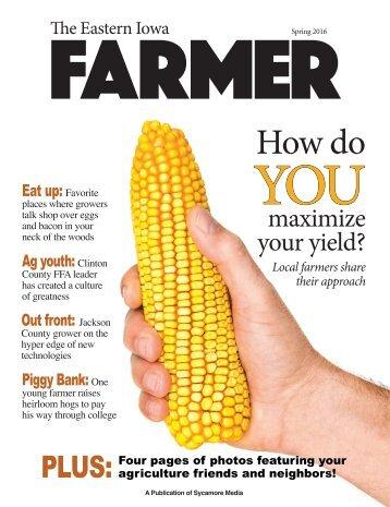 Eastern Iowa Farmer Spring 2016