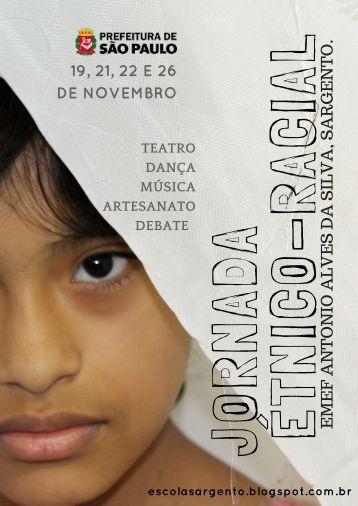 Jornada Étnico-Racial , EMEF Antonio Alves da Silva, Sargento