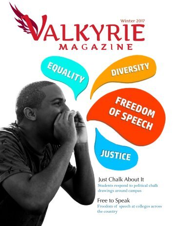 Valkyrie Winter 2017 - Issue 2