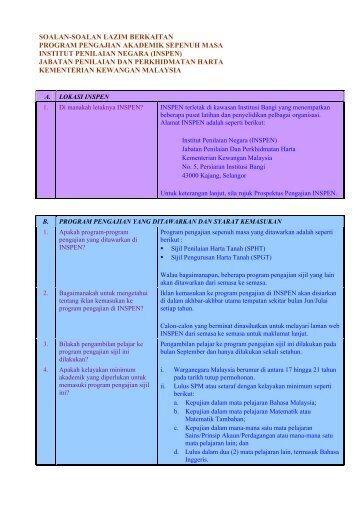 SOALAN LAZIM-OLD.pdf - institut penilaian negara