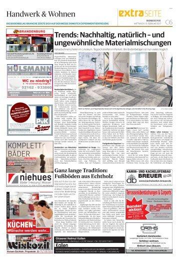 Handwerk und Wohnen Kempen