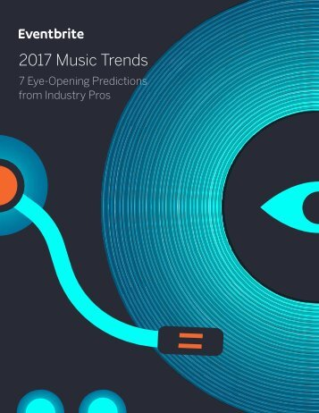 2017 Music Trends