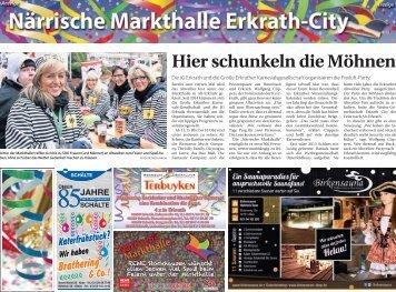 Naerrische Markthalle Erkrath-City