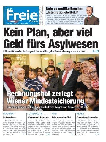 Kein Plan, aber viel Geld fürs Asylwesen