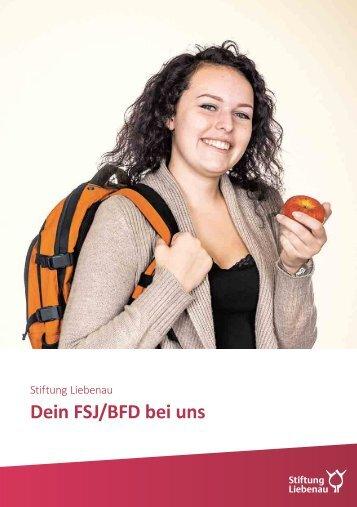 Dein FSJ/BFD bei uns - Stiftung Liebenau