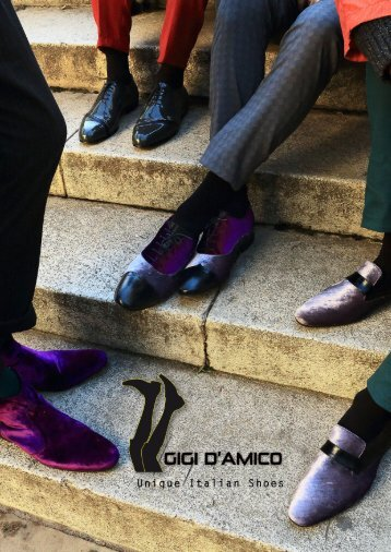 Gigi D'Amico shoes collection 2017/18