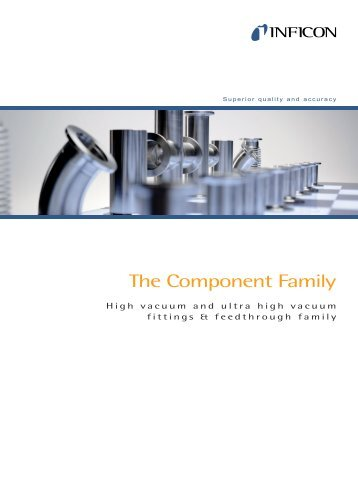 Vacuum Fittings - The Component Family - INFICON