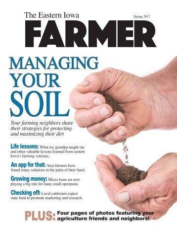 Eastern Iowa Farmer Spring 2017
