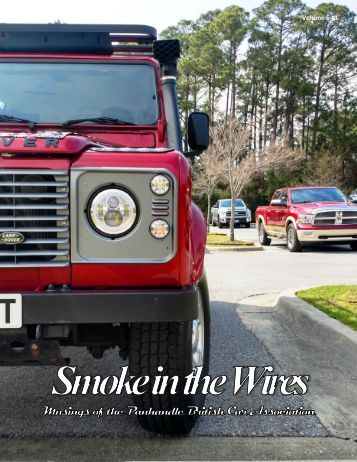Smoke in the Wires February 2017
