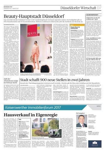 Kaiserswerther Immobilienforum 2017