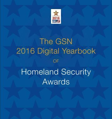 Government Security News 2016 Digital Yearbook