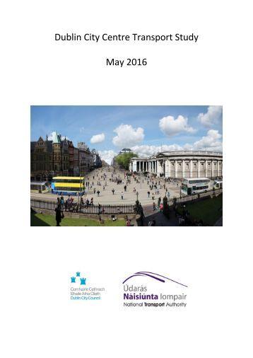 Dublin City Centre Transport Study May 2016