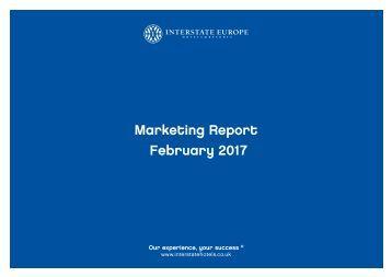 Interstate Marketing Summary_ February 2017