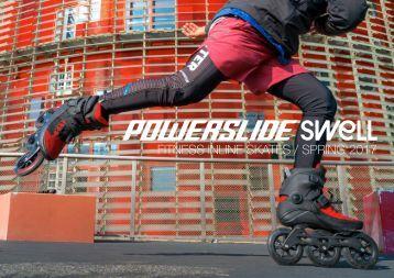 Powerslide SWELL catalogue 2017