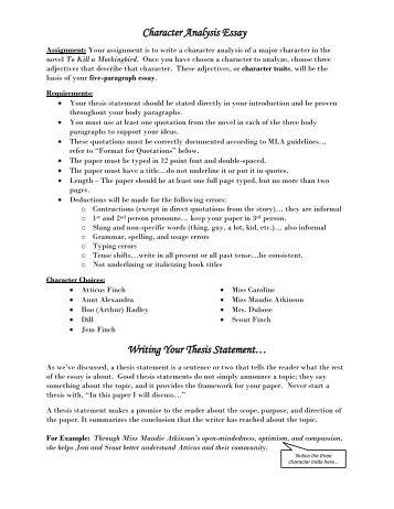 Outline Of Macbeth Essay