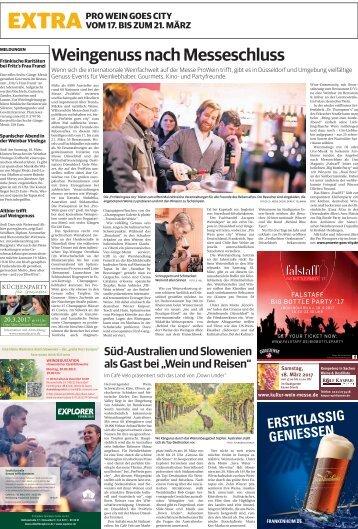 Pro Wein goes City