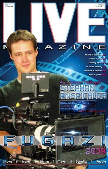LIVE Magazine #254 March 10-24 2017