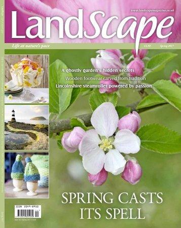 LandScape sampler spring17