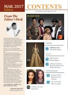 GLAMSQUAD MAGAZINE MARCH 2017 - Page 2