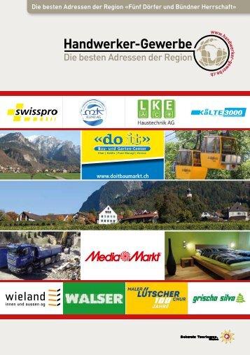 Handwerker- und Gewerbeinfo Fünf Dörfer Ausgabe 2