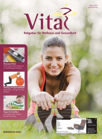 Vita - Ratgeber für Wellness und Gesundheit